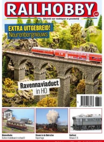 Afbeeldingsresultaat voor rail hobby magazine cover